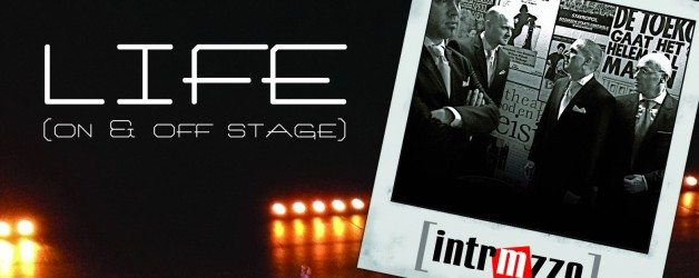 Produktion einer Musikvideo Live-DVD für iNtrmzzo