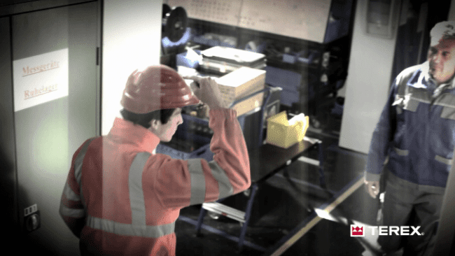 arbeitsschutzfilm