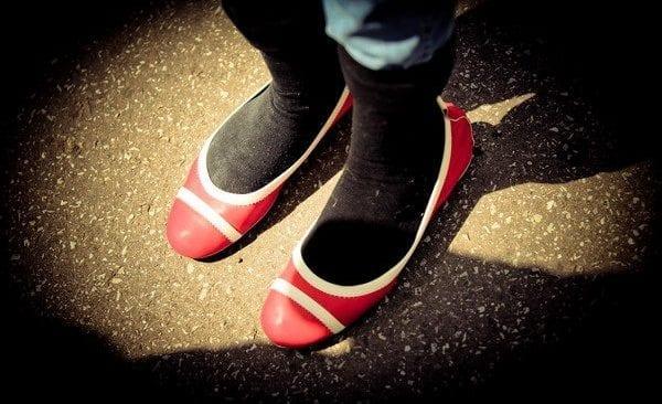 Spot Schuhe