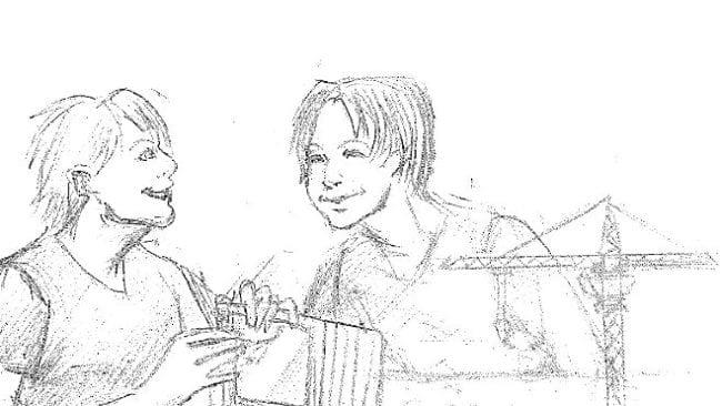 storyboard Kinder