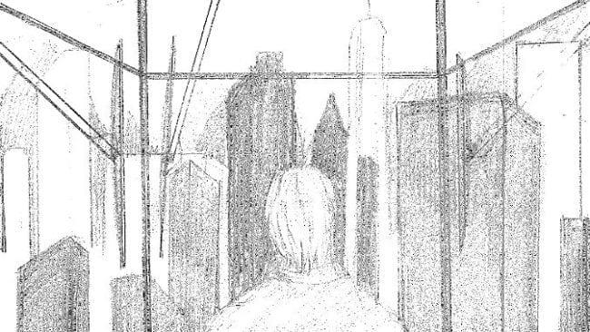 storyboard Skyline