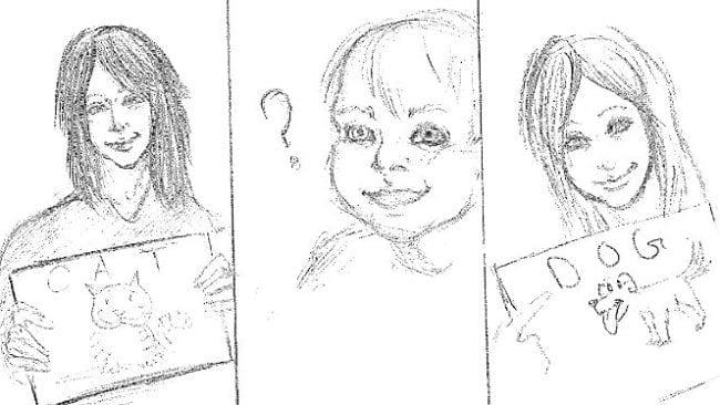 storyboard Baby lernen