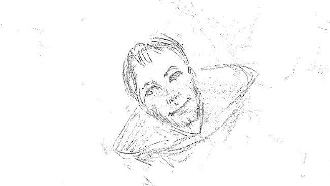 storyboard Mann