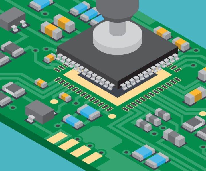 Übernahme von US Hardwarehersteller zur Stärkung des Geschäftsfelds Langzeit Zeitraffer