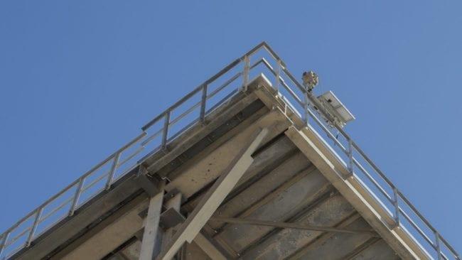 Terex CC8800-1 TWIN Jobstory in Katar - Das Timelapse-System der Aspekteins GmbH im Wüsteneinsatz