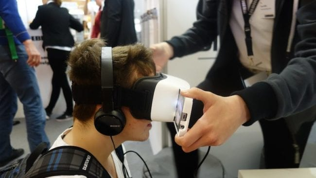 BAUMA VR Smartphone