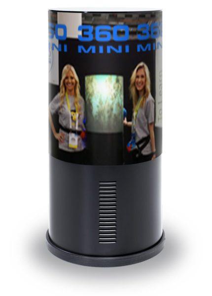 360° Bildschirme für Virtual Reality