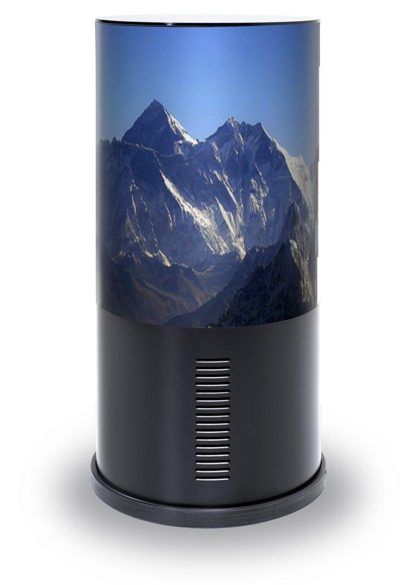 360-Grad-Bildschirm