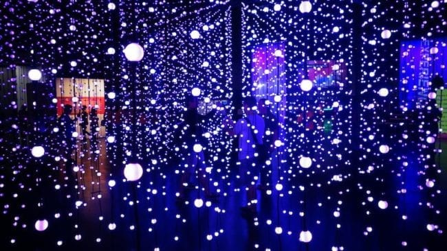 Siggraph 2016 Lights