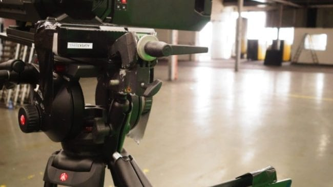 Making Of 360 Grad Kamera