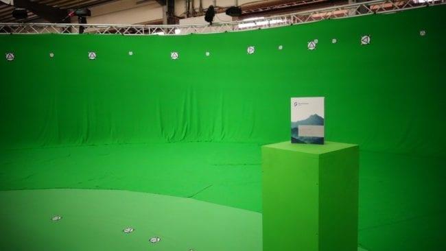Making Of 360 Grad green