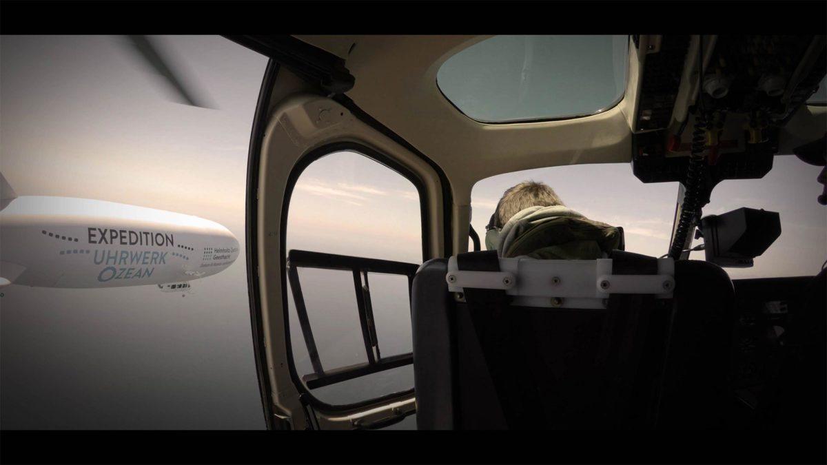 """""""Uhrwerk Ozean"""" - Closeup Zeppelin"""