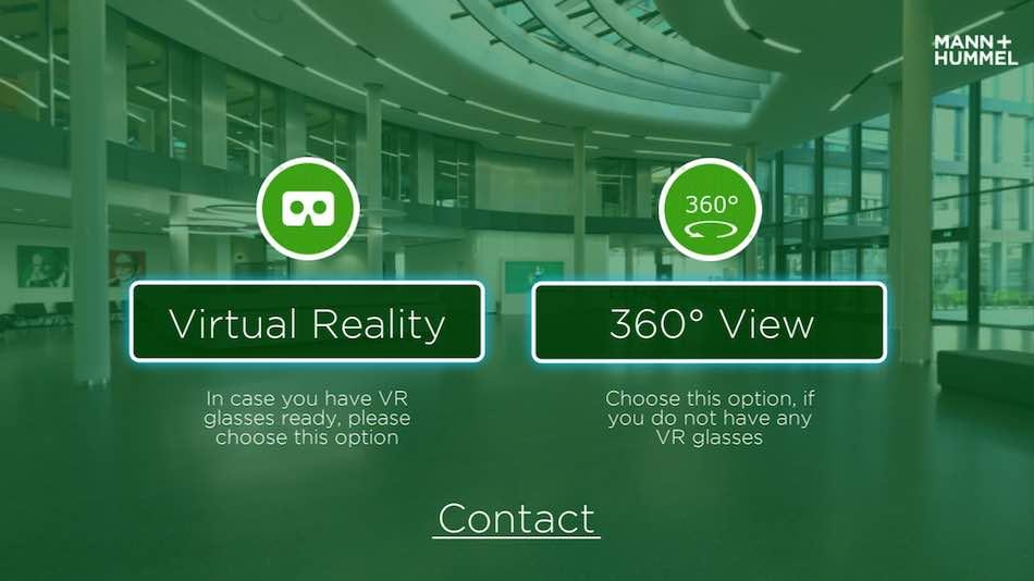 Virtual Reality App erstellen lassen