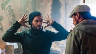Regisseur Florian Ross im Dialog mit Christian Lang