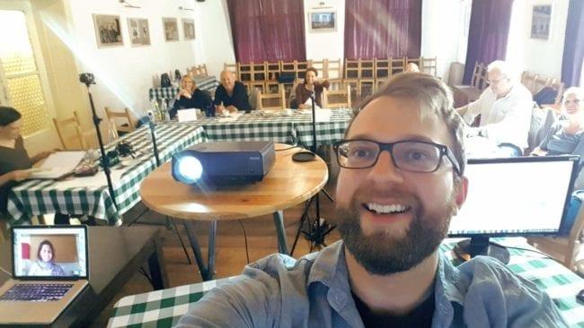 AGDOK_360_Workshop Teilnehmer