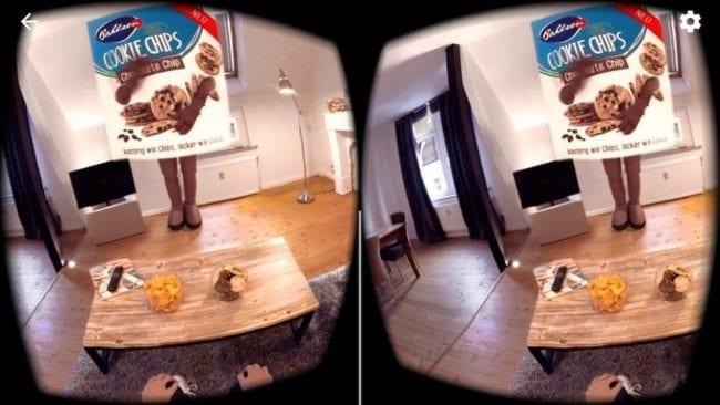 Virtual-Reality-App-Entwicklung Bahlsen