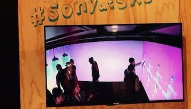 Sony at SXSW