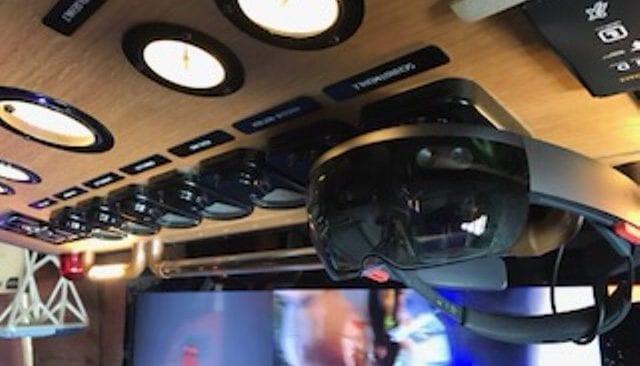 SXSW VR glasses