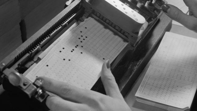 punchcards