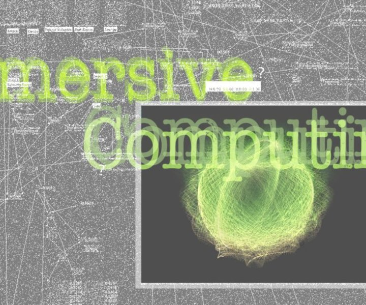 Immersive Computing Virtual Reality