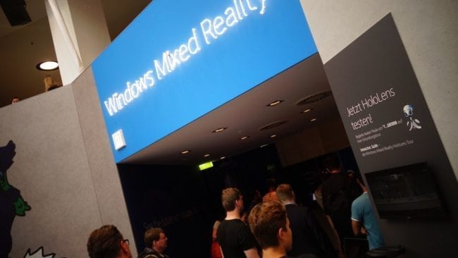 Windows Mixed Reality IFA Berlin 2017