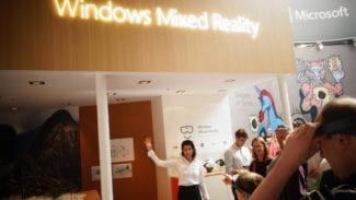 windows mixed reality IFA Berlin