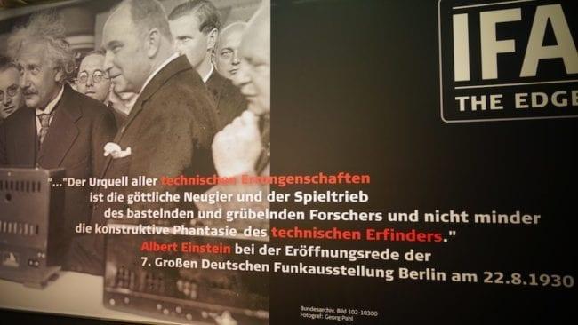 Plakat IFA Berlin