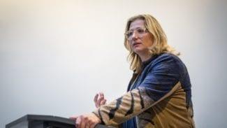Rednerin Anke Rehlinger