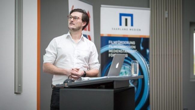 Daniel Guthor Expertenvortrag