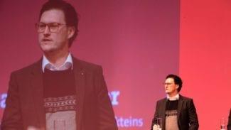 Daniel Guthor Sprecher Konferenz