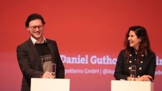 Daniel Guthor VR Konferenz
