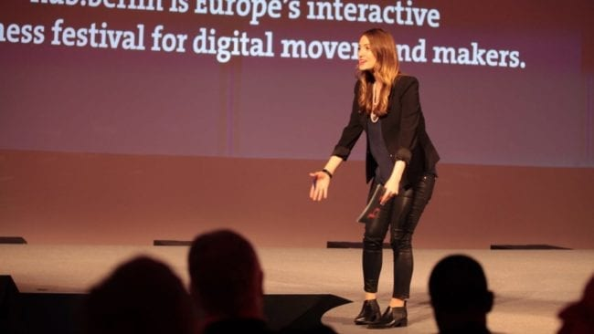 hub.berlin Sarah Harmann