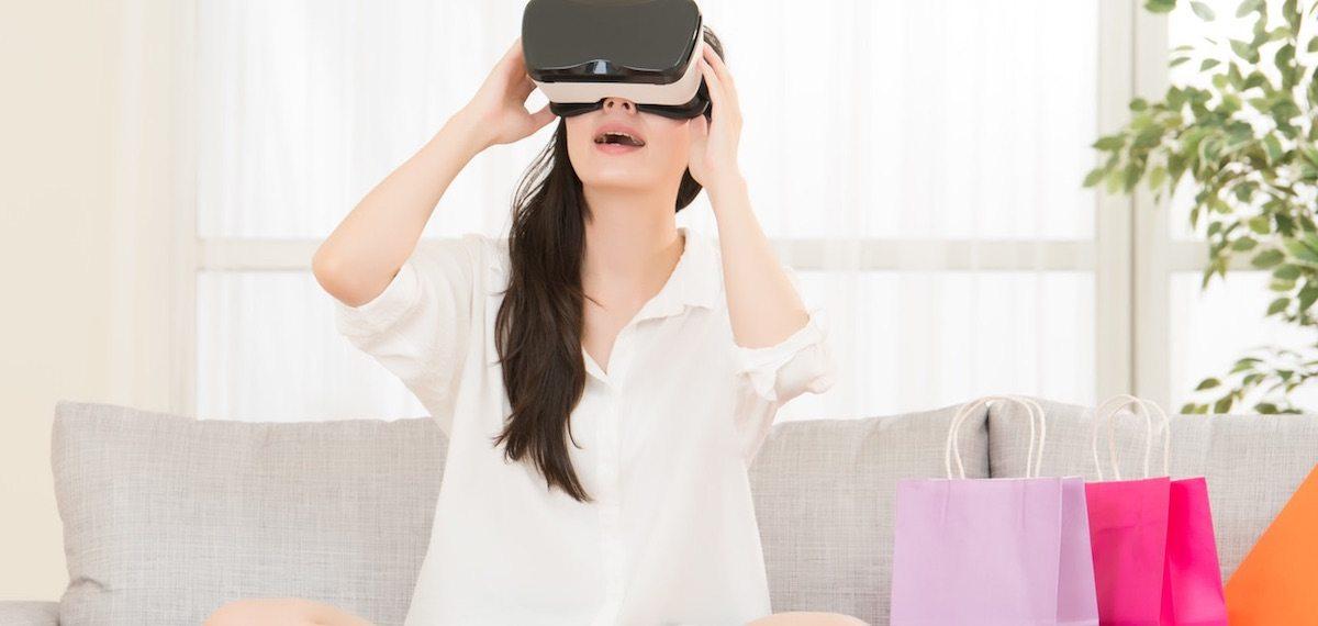 Shopping VR