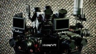 Kamera-Rig von HypeVR