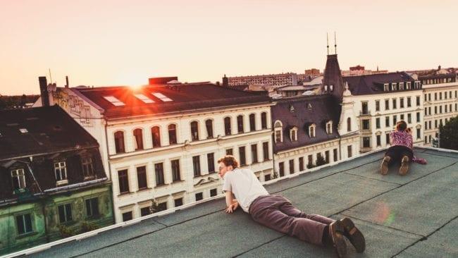 Dach mit Aussicht ©Kay Fochtmann