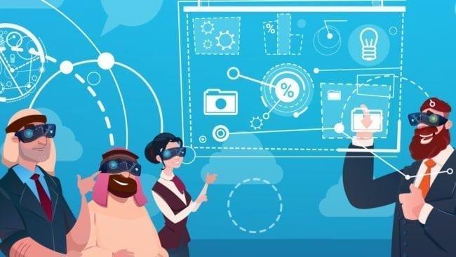 Konferenzen zu Virtual-Reality, Augmented-Reality und Mixed-Reality
