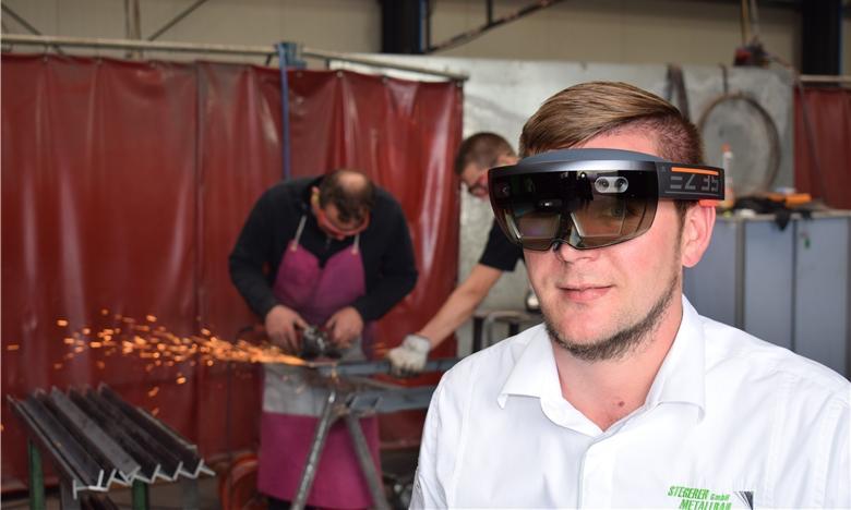 VR im Handwerk