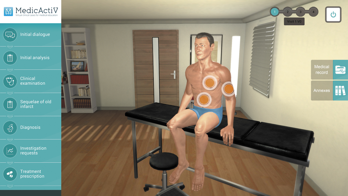 Patienten-Simulation