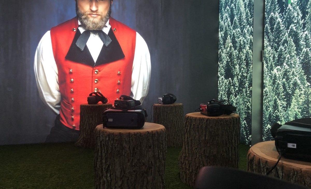 Virtual-Reality Inhalte und 360-Grad-Video auf Konferenzen abspielen - VR Playback App zur simultanen Wiedergabe Ihrer Inhalte auf Konferenzen