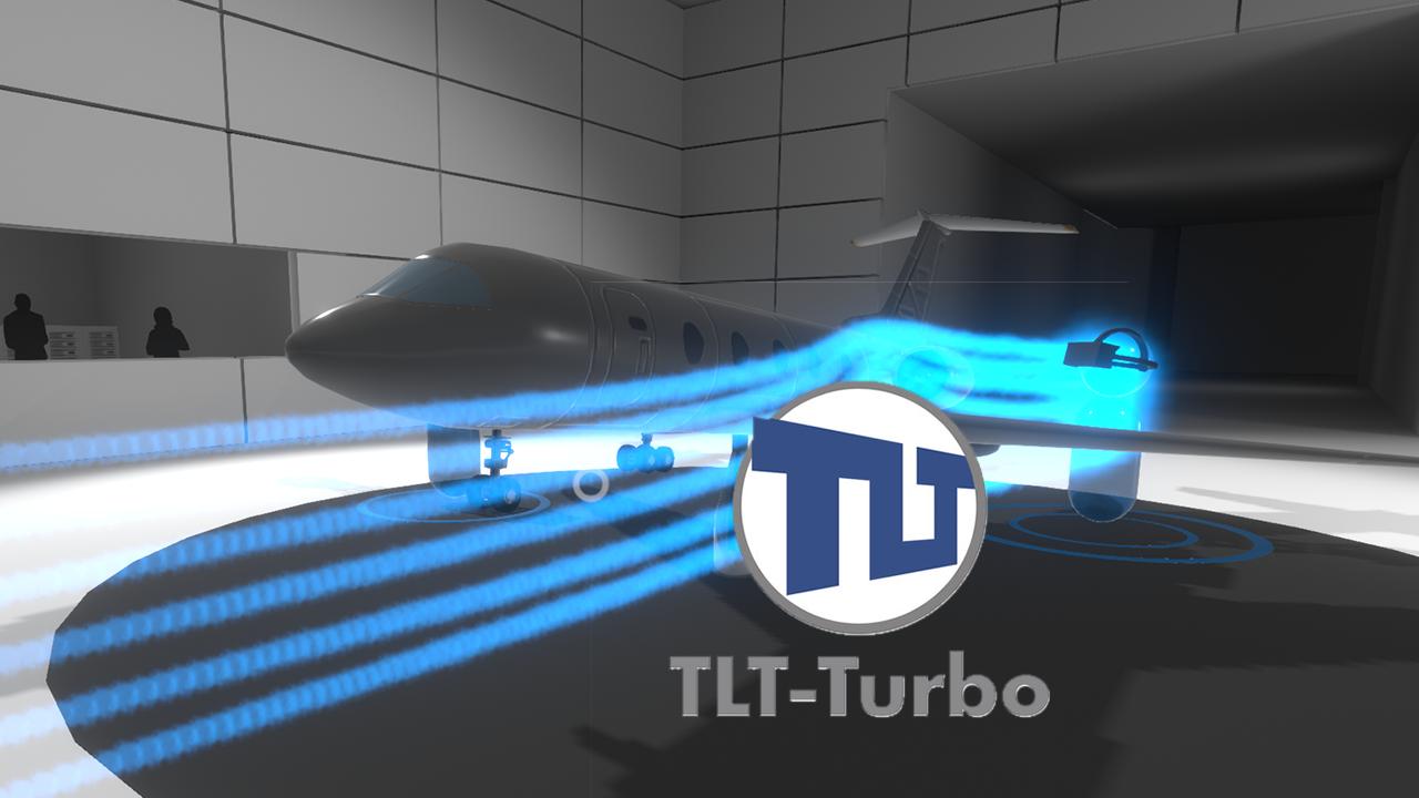 TLT-Windkanal