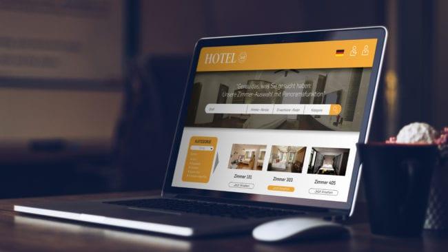 Aus der Konzeptschmiede: Hotelbuchungen in 360 Grad