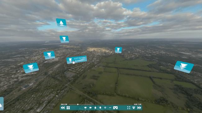 Online-Self-Assessment für Studieninteressierte als immersive 360°- Anwendung